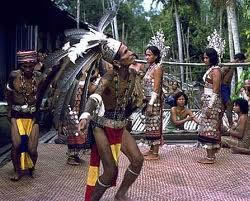 The Iban Tribe